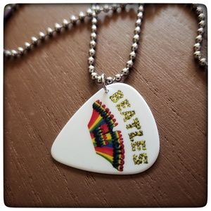 ✌ handmade UNISEX magical mystery tour necklace